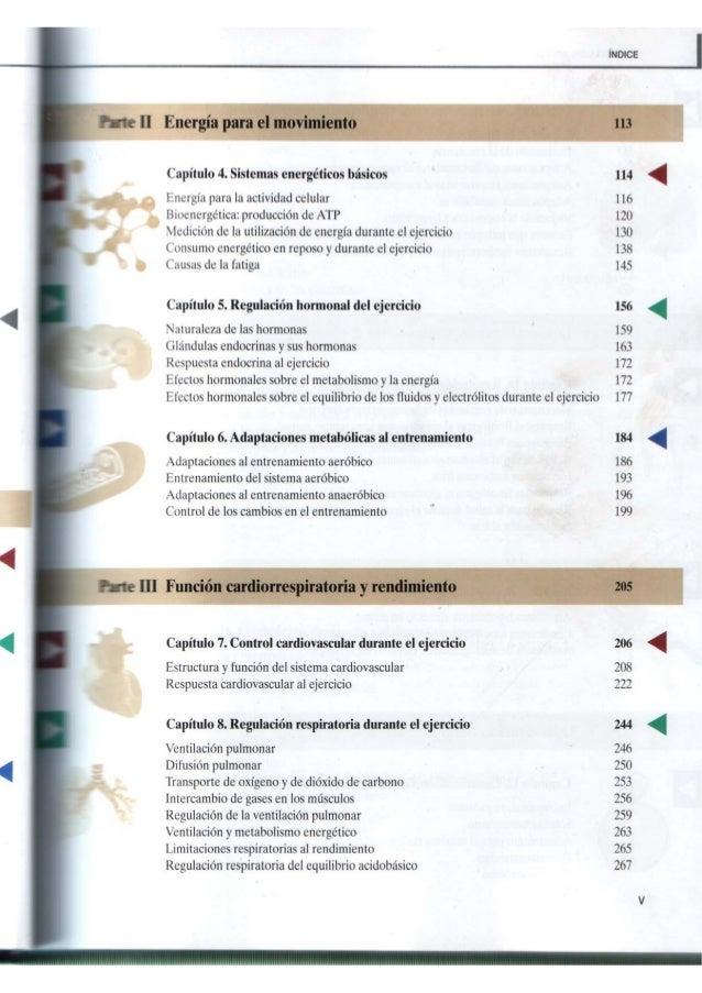 Fisiología del esfuerzo y del deporte 5ª edición (Willmore y Costill) Slide 3