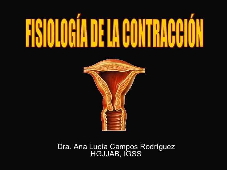 Dra. Ana Lucía Campos Rodríguez          HGJJAB, IGSS