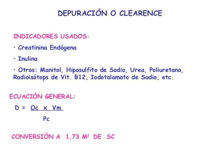 Clearance de creatinina pdf converter