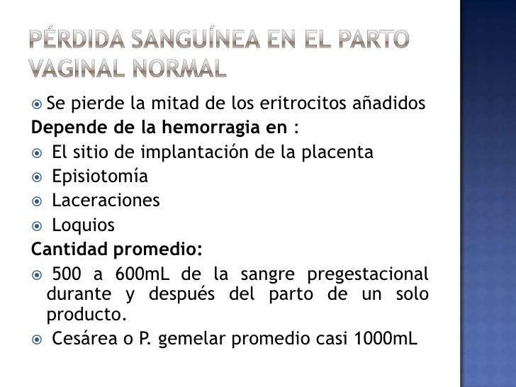 Alteraciones hematológicas<br />