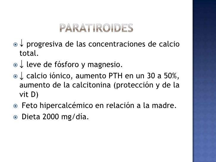 Protrombina</li></ul>Disminución:<br /><ul><li>Albúmina