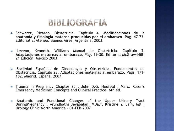 MODIFICACIONES DE LA FISIOLOGIA RENAL EN EL EMBARAZO<br />