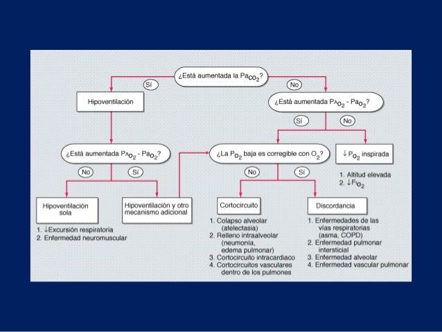 Fisiopatologia Insuficiencia Respiratoria