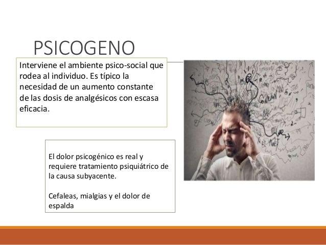 Fisiopatología dolor en paciente politraumatizado