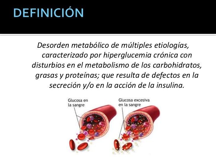 Fisiopatologia dm2