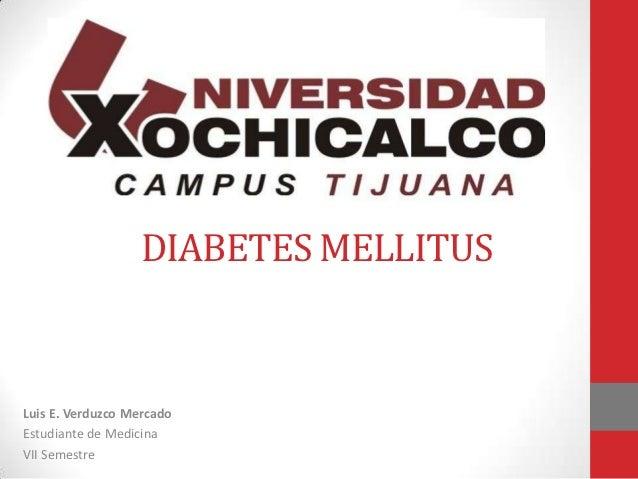 Fisiopatologia en Diabetes Mellitus tipo 1