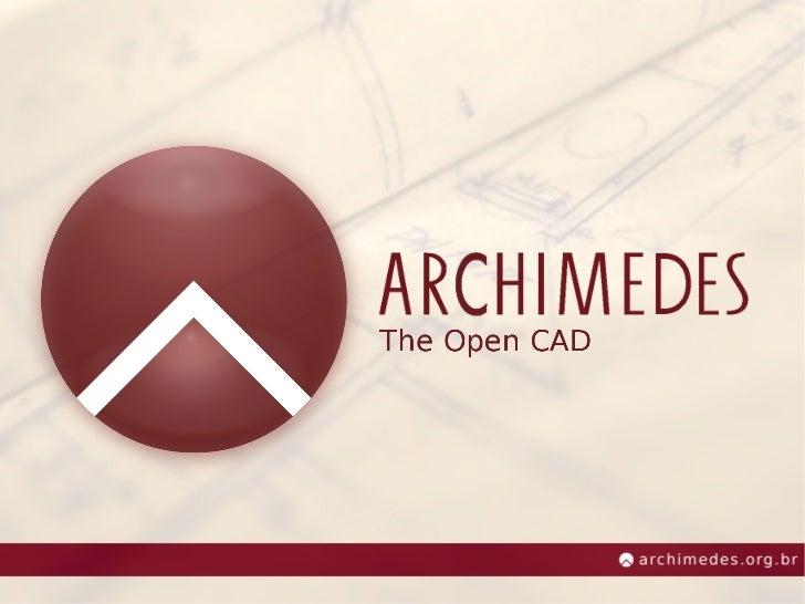Características do projeto  ●     Interface semelhante a do AutoCAD  ●Aplicação multiplataforma Java com  eRCP  ●     Base...