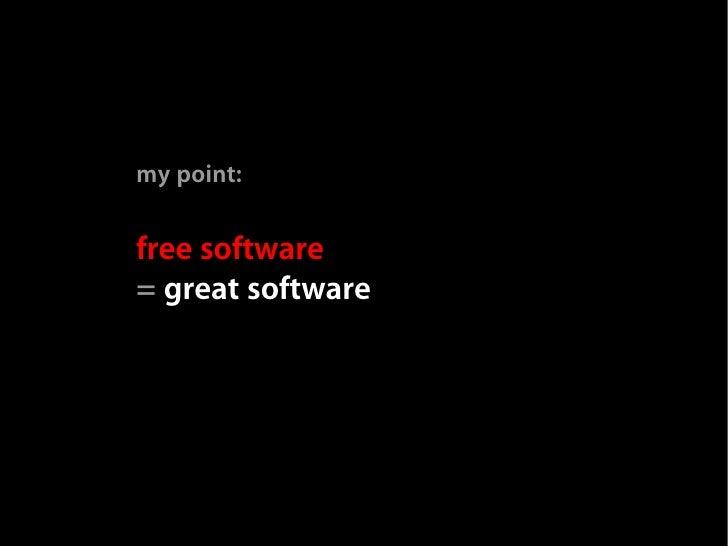 Mozilla Education - FISL Talk Slide 3