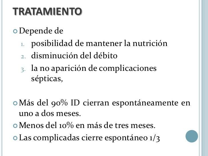 OBJETIVOS DE TRATAMIENTO                      Optimizar                        Manejo                        General      ...