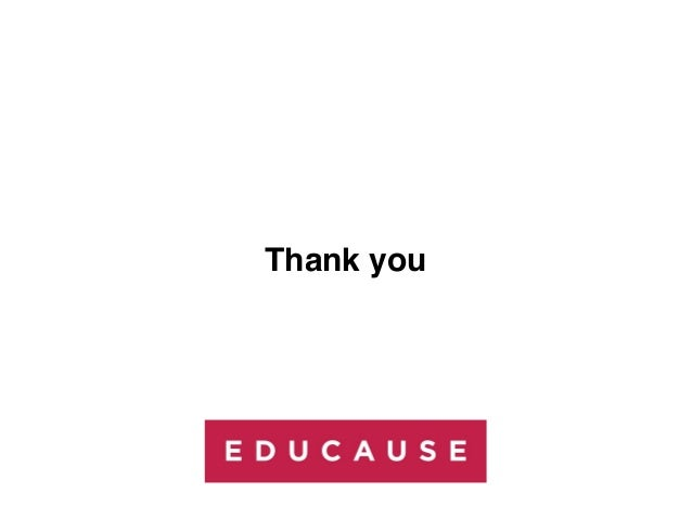 FIT-School of Art and Design-Educause Presentation