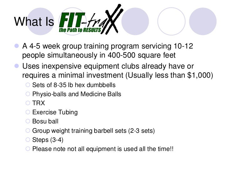 fit traxx powerpoint linked in version rh slideshare net Military TRX Workouts TRX Core Workout