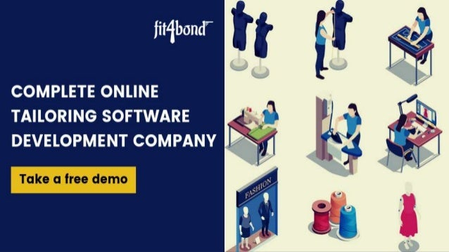 Want To Your Online Tailoring Website With Best Services?