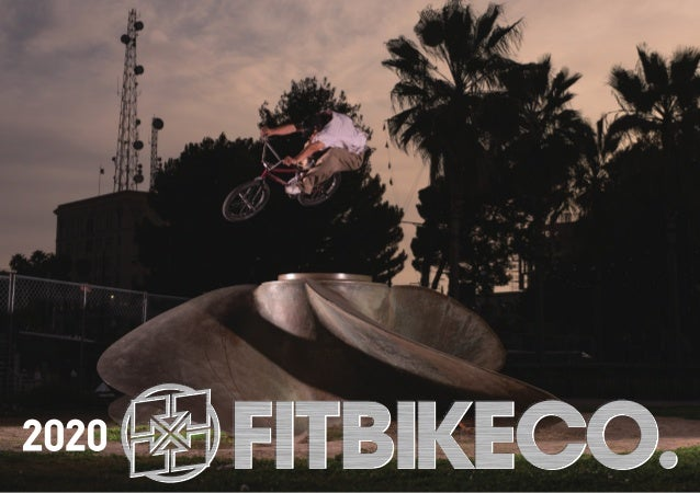 FITBIKECO. 2020 catalog for web