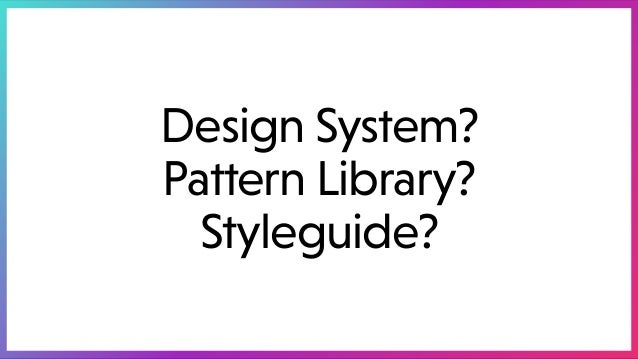 Style Guide: The documentation