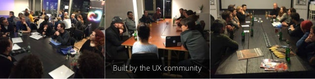 UX Design at the Speed of Thought Slide 3
