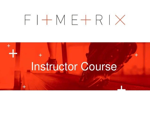Custom Presentation For + + + + + + + + + + + Instructor Course