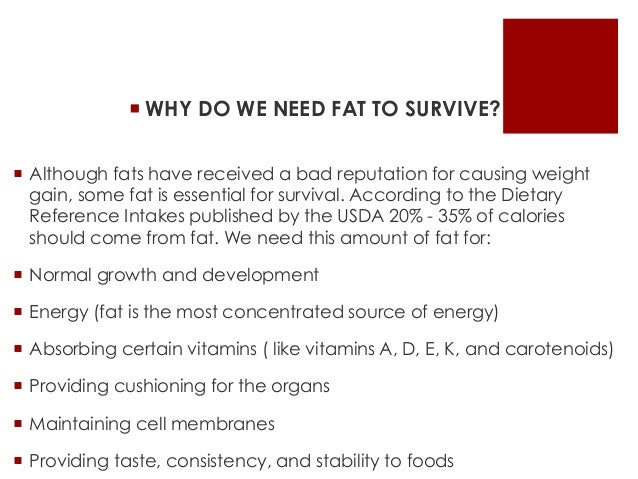 Why Do We Need To Eat Starchy Foods