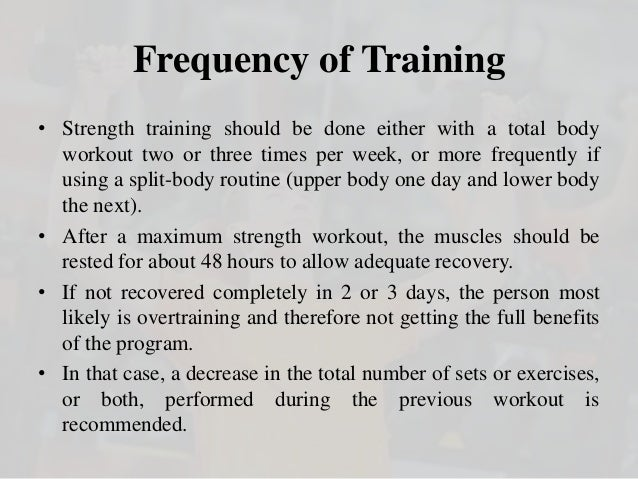 Fitness and strength testing in sports