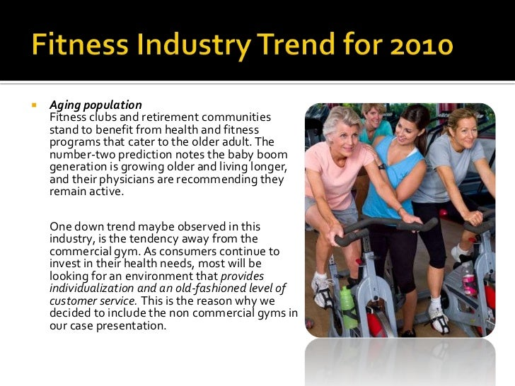 Fitness market analysis   Research paper Example - hrpaperbjnu