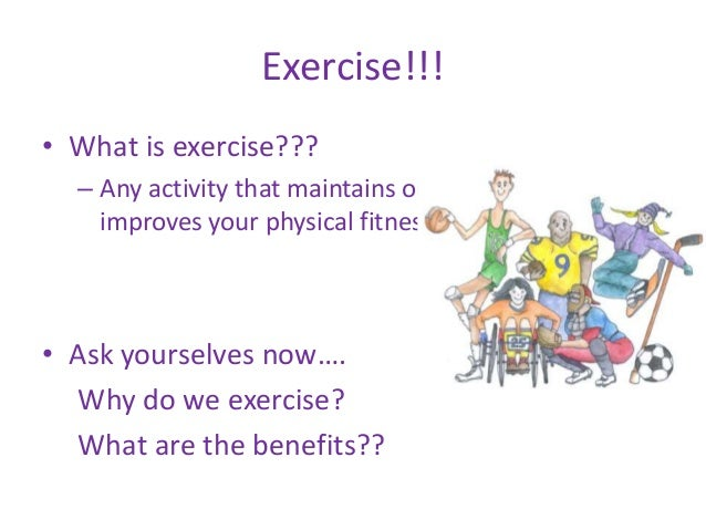 Fitness ppt