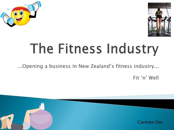 "...Opening a business in New Zealand""s fitness industry...                                                 Fit ""n"" Well   ..."