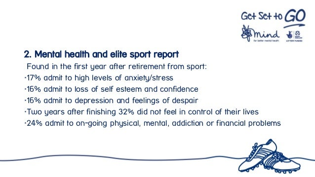 Opening Access To Sport For People With Mental Health Problems