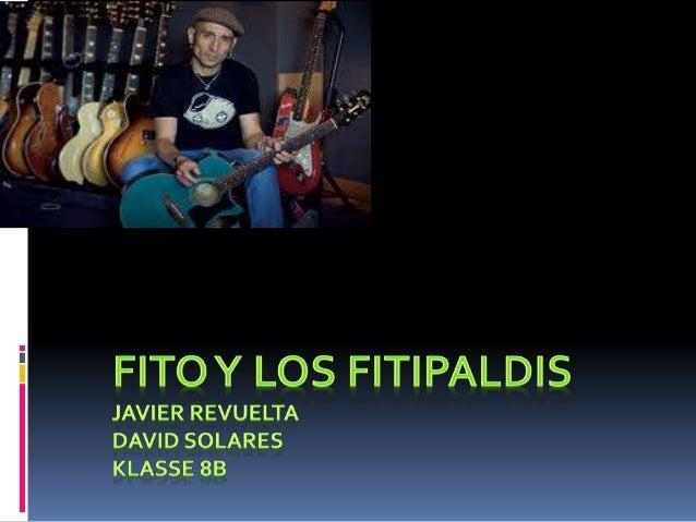 Daten zur Band Fito y los Fitipaldis kommen aus Bilbao. Sie spielen Hard Rock. Es gibt sie seit 1998.