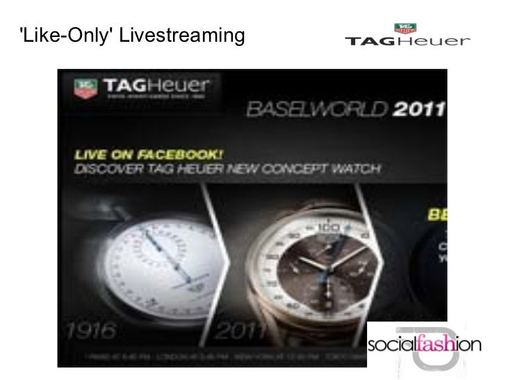 Like-Only Livestreaming