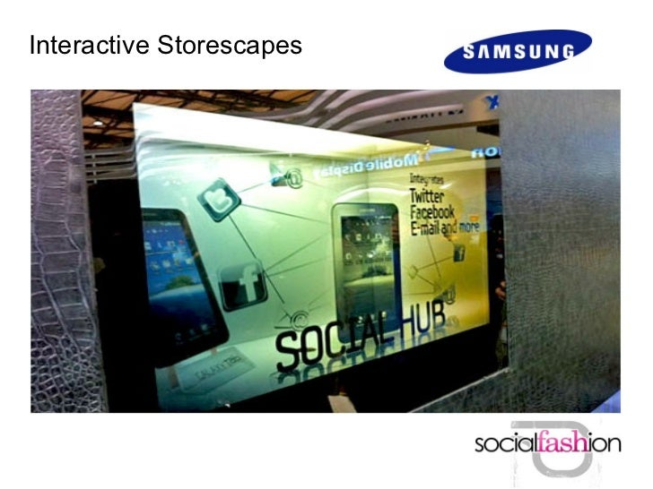 EndnotesS25:   Immersive Solutions: IBM       http://www.slideshare.net/mindblossom/immersive-retailing-definedS26:   Maga...