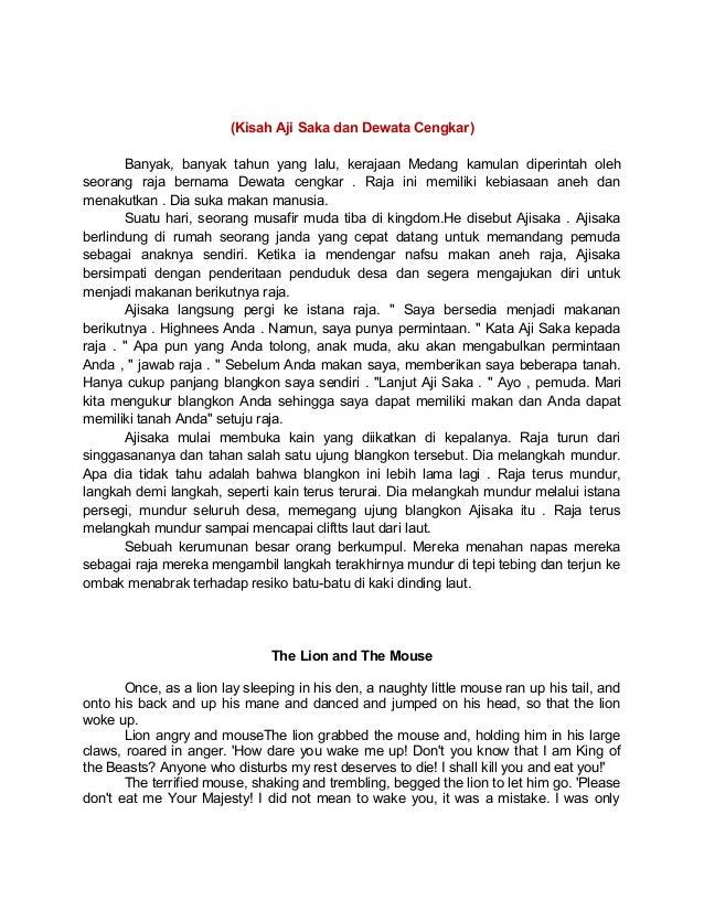 Contoh Cerita Pengalaman Liburan Dalam Bahasa Jawa Cara Golden