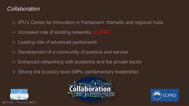 Collaboration ECPRD