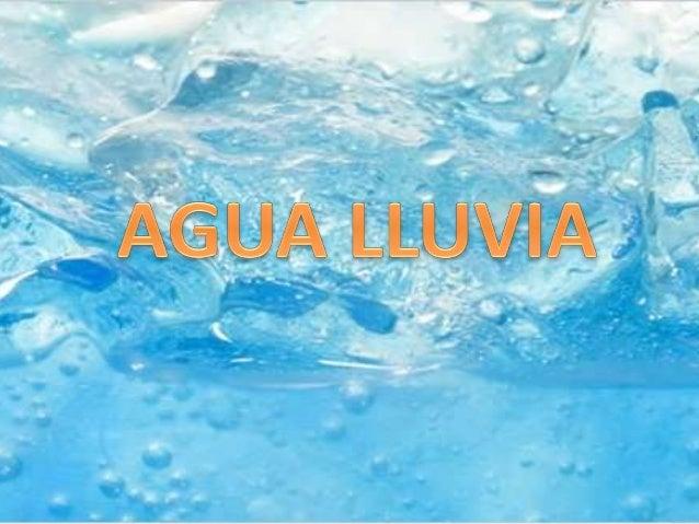 Ep sistema de captaci n de agua lluvia - Agua de lluvia ...
