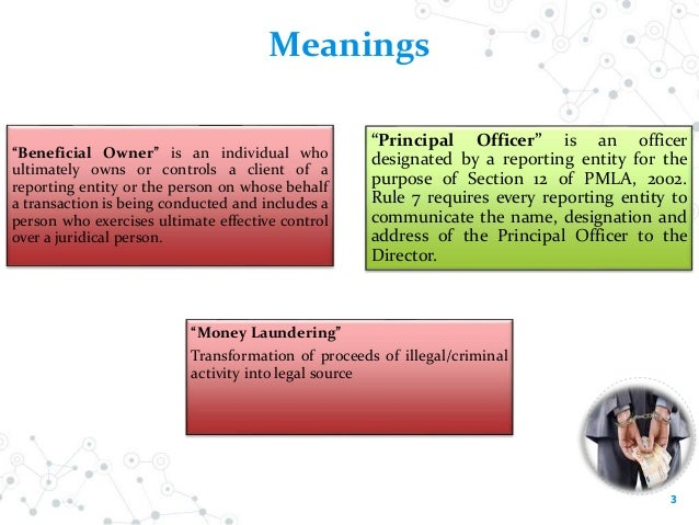 All About Financial Intelligence Unit - India (FIU-IND)  Slide 3
