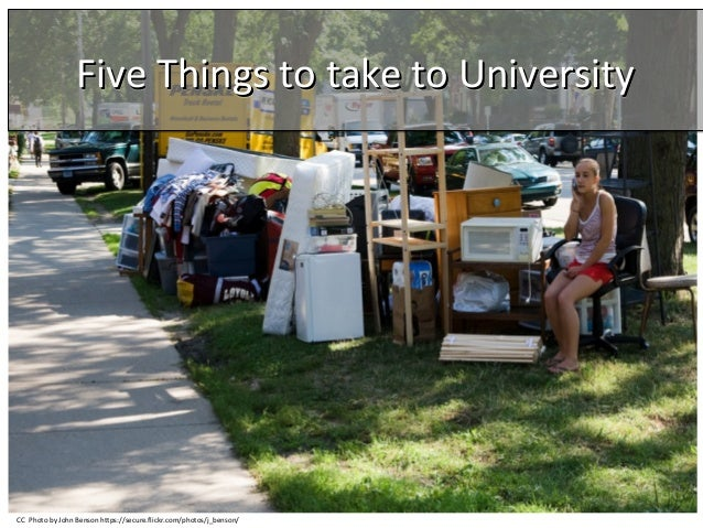 Five Things to take to UniversityFive Things to take to UniversityFive Things to take to UniversityFive Things to take to ...