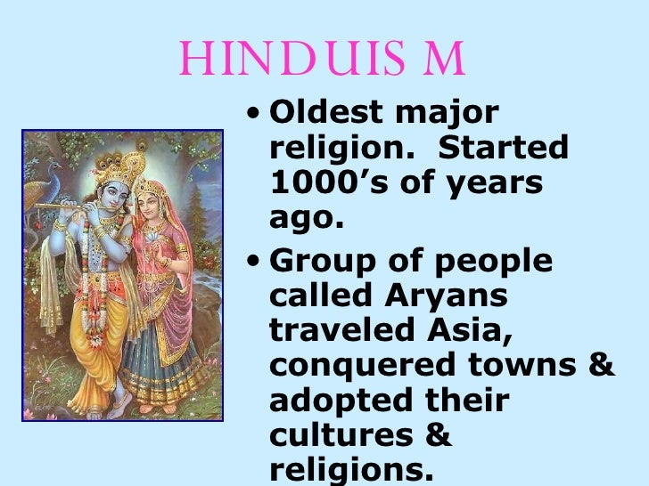 Five Major World Religions