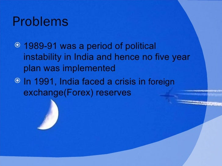 Forex crisis in india 1991