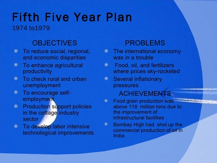 five year plan of india Get access to five years plans by planning commission users can get details related to all five year plans from first five year plan onwards.