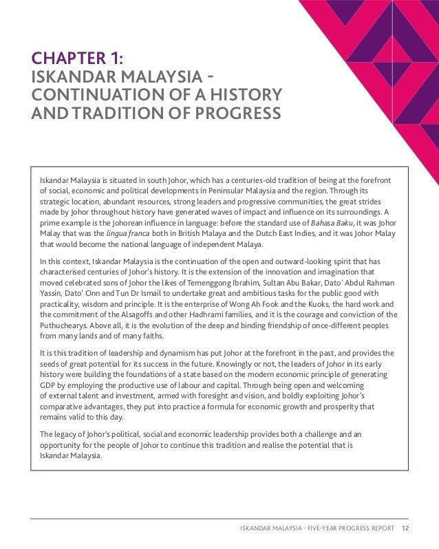 Five year progress report iskandar iskandar malaysia five year progress report 12 13 malvernweather Gallery