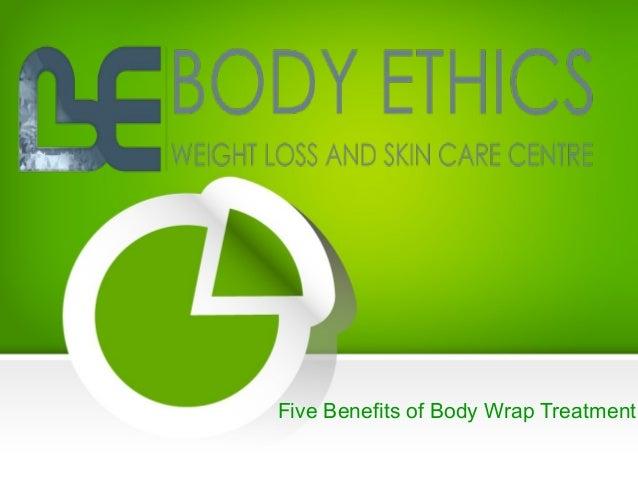Five Benefits of Body Wrap Treatment