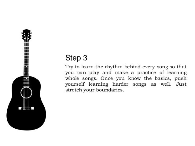 Steps To Learning Guitar : five easy steps to learn electric guitar ~ Russianpoet.info Haus und Dekorationen