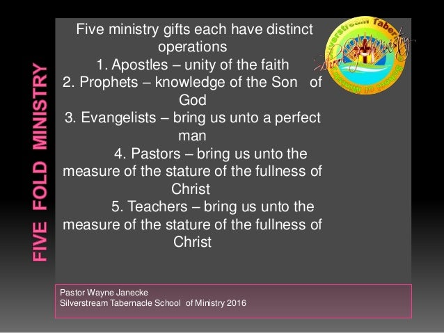 Do You Know Why Fivefold Ministry is Essential?
