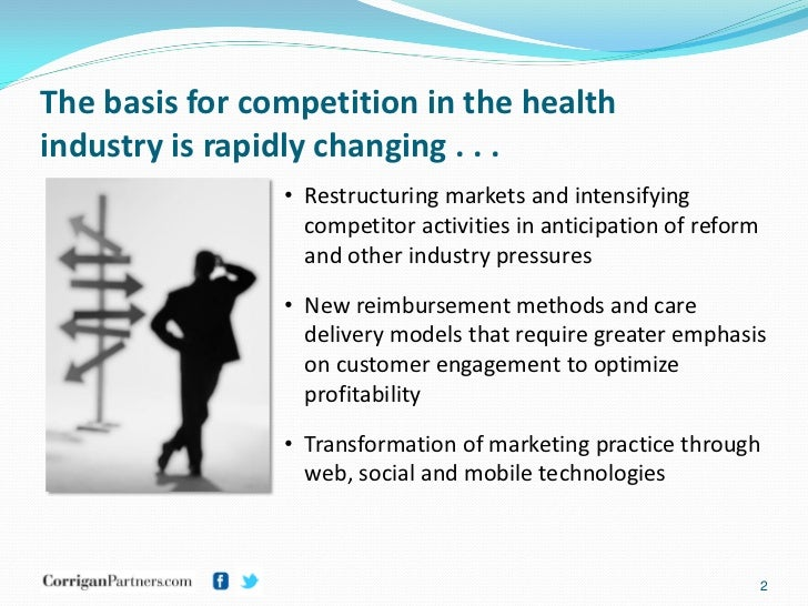 Five forces that will change healthcare marketing Slide 2