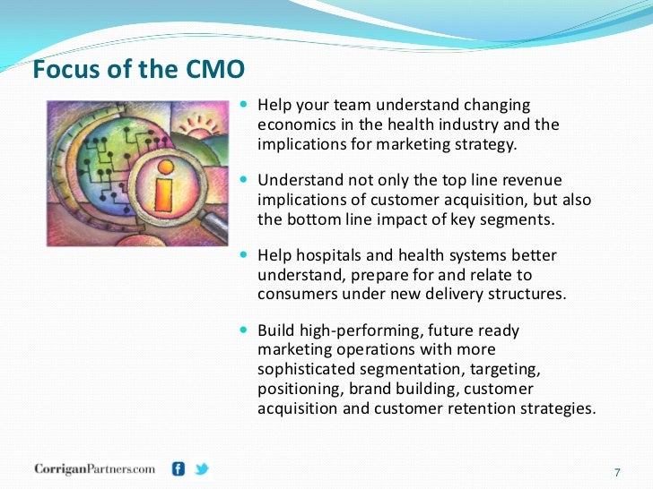 Five forces that will change healthcare marketing