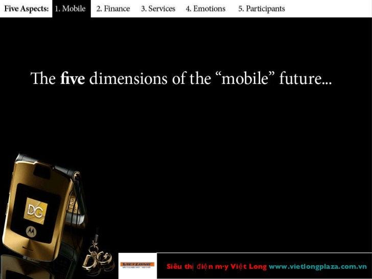 Five important aspects in digital marketing Slide 2
