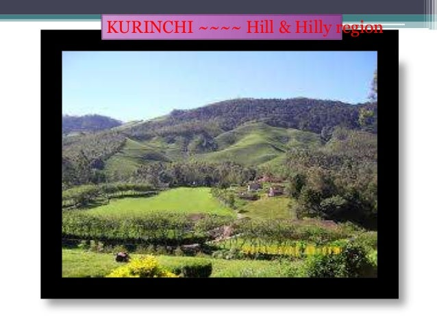Five landscape of ancient tamilnadu(kurinji , mullai, marutham, neythal, palai) Slide 3
