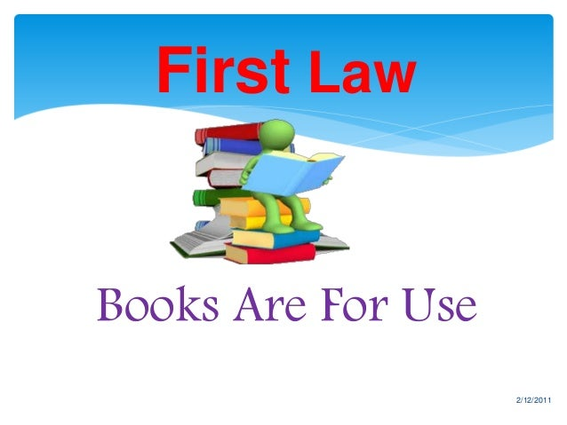 Five laws of Library Science by S R Ranganathan Slide 2