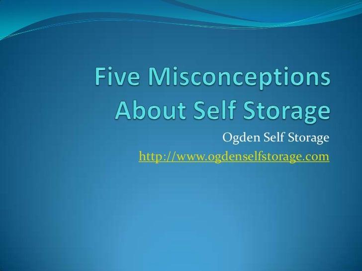 Ogden Self Storagehttp://www.ogdenselfstorage.com