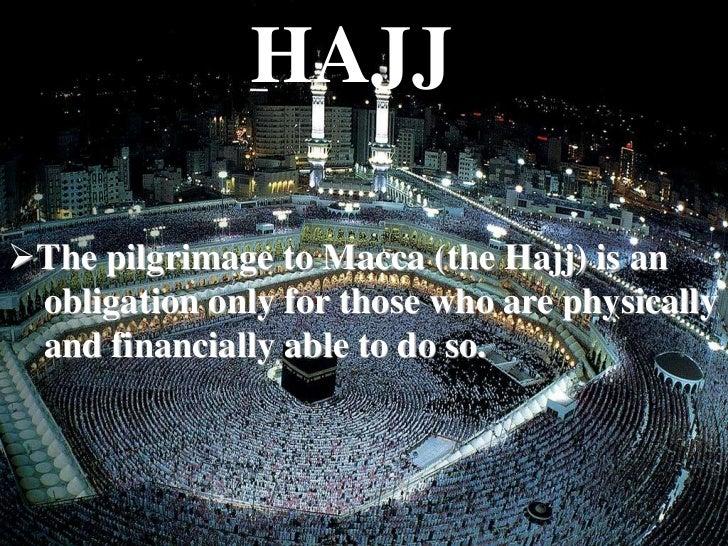 an analysis of the five pillars of islam