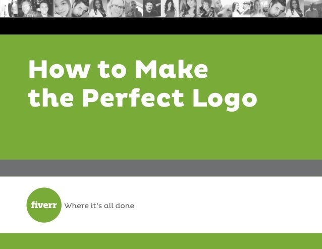 How to Make the Perfect Logo
