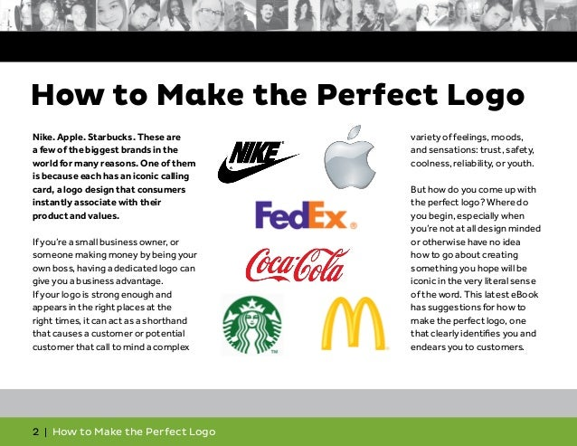 how to make the perfect logo 2